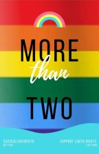 More Than Two {A Guide to LGBTQ+} by SuicidalSociopath