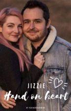 Jizzie | Hand on Heart by Featherinthewind