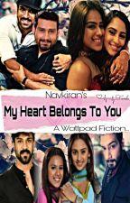 My heart belongs to you. by Navkiran_Shergill