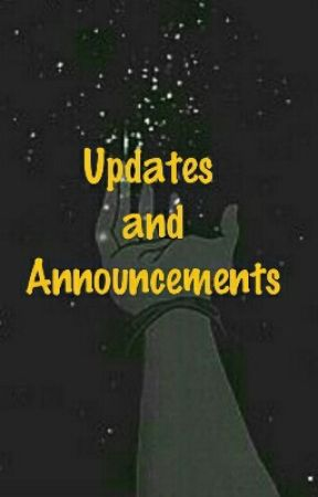 Updates and Announcements by Artemis_The_Dreamer