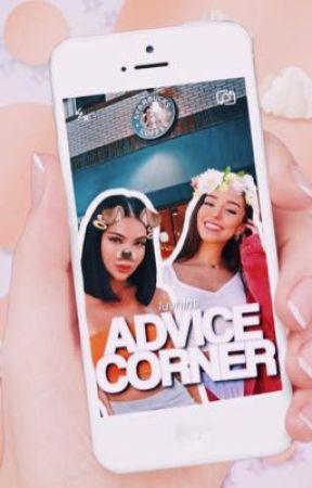 Advice Corner by luvhins