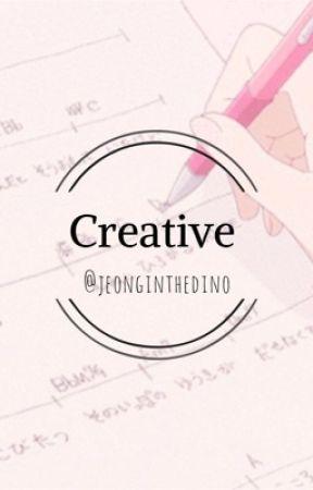 CREATIVE . Jin by jeonginthedino