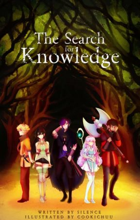 The Search for Knowledge: New Beginnings by PridefulSilence