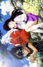 Two Worlds Collide. Yu Yu Hakusho/InuYasha Crossover. by xStarlight
