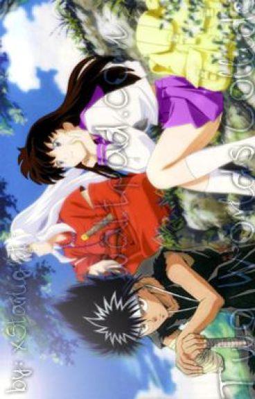 Two Worlds Collide. Yu Yu Hakusho/InuYasha Crossover.