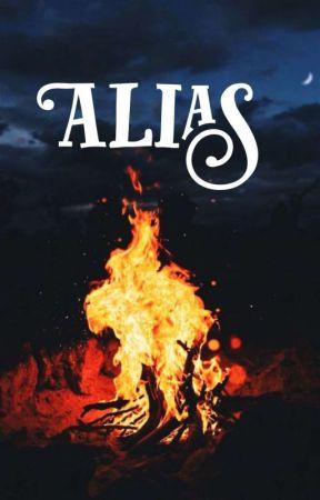 Alias  by sbookaddict