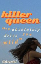 Killer Queen | Ben Hardy by fcrgetful