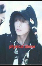   physical abuse   Taehyung x reader by theresa_play