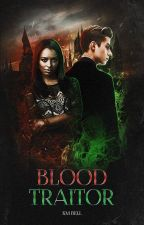 BLOOD TRAITOR ⟶ Angelina Johnson [2] by kmbell92