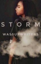 Storm☔️ by WassupWriters