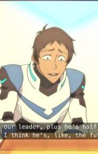 What's A Soulmate? [Klance One-Shot] by lovestruckly
