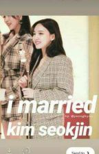 i married kim seokjin ¦ k.sj x i.ny by yoonghyoo