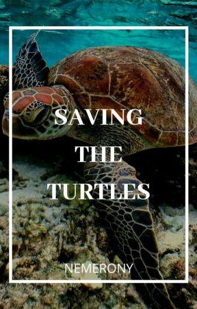 Saving The Turtles #PlanetOrPlastic by Nemerony