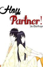 Hoy, Partner! [one shot] by UnknownReaper