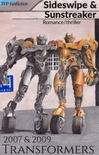 Transformers sideswipe and sunstreaker by tfp-fanfiction