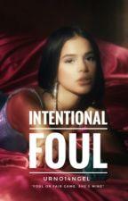 Intentional Foul by disnotleylabtw
