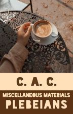 coffee & conversations by plebeians-