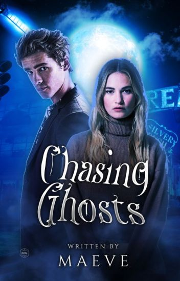 Chasing Ghosts ◦ Dick Grayson