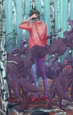 أنغو الذئب الأسود by nono-mi