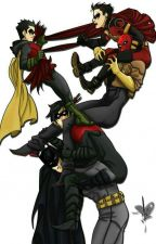 DC: Heroes of Gotham by Littlecamo8