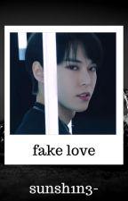 FAKE LOVE | 김동영 [1.5] by hansworld