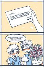 Cartas de un florista enamorado by AlmaRamos714