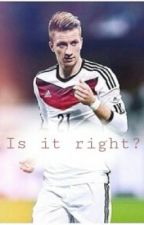 is it right? [marco reus & erik durm] by Ireenaa