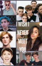 I wish I never meet them  by Anahy1010
