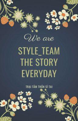 Đọc truyện Trại tâm thần Sì tai - những câu chuyện thường ngày của Style.