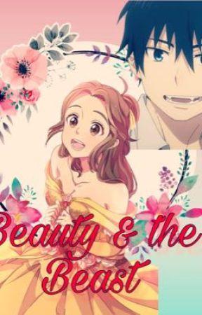 beauty & the beast // rin okumura x reader by dabimha_