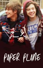 Paper plane ➢ Larry Stylinson One Shot by cherry-blossxm