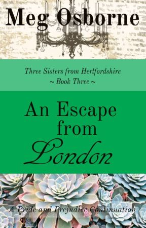 An Escape from London by megosbornewrites