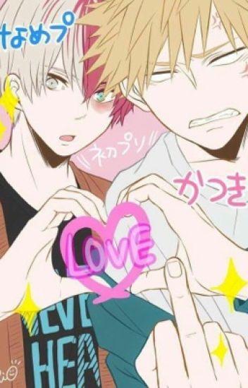 Bakugo x Todoroki [Lemon] {LoveSick for you! ❤️} (boyxBoy love