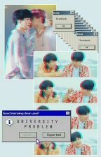 University Problem (Yoonkook) by bluesaturn03