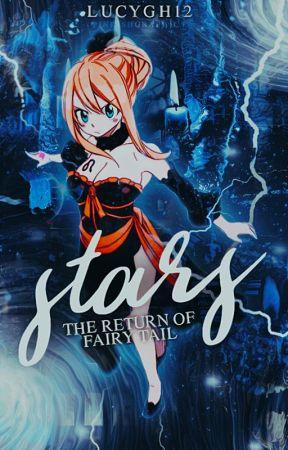STARS - LAXUS DREYAR by lucygh12