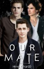 Our Mate [ Vampire Diaries/Percy Jackson Fanfic] by Hime_chan10