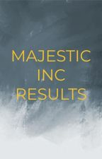 Majestic Awards Results by MajesticIncAwards