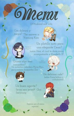 Mystic Messenger (One-shot's) by Dayanna181