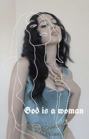 god is a woman, misc by thunderblink