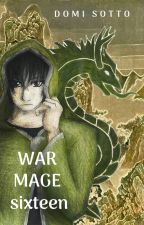 War Mage Sixteen by DomiSotto