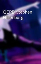 QEPD Stephen Hillenburg by AugustoSpiller