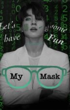 ⓜⓎ Mask |jjk x bts|   by Aihpos1112