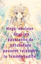 Le livres des Aphrodites by Hogo-sha1406