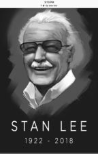Rip Stan Lee by lbleonard