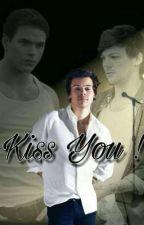 Kiss You ! by jolielune17