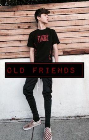 old friends by trinxtrinn