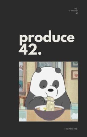 produce 42. by sadderdaze-