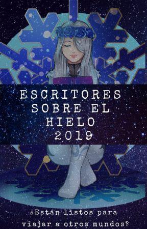 Escritores sobre el hielo 2019 by Escritoresonice