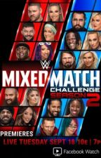 Mixed Match Challenge Baylor Discussion by S14272