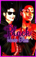 Black Hour Glass | Calliope • MJ by brandybeebomb